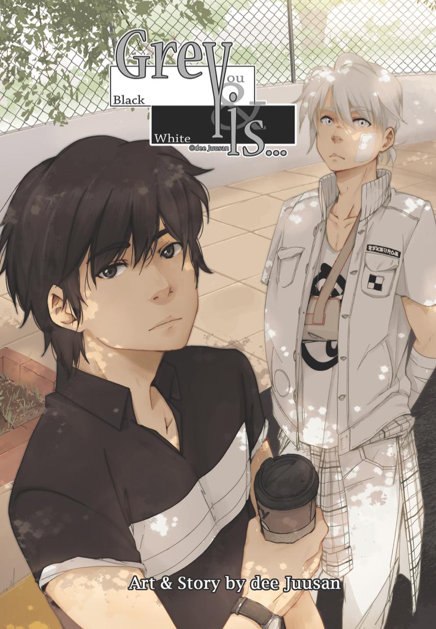 Volume 03: Cover